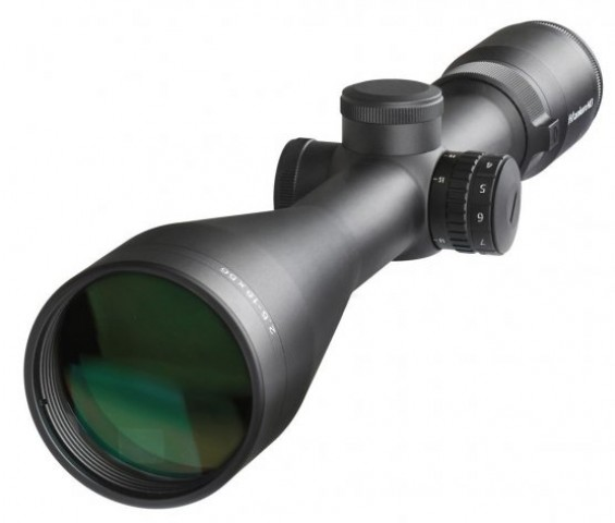 Puškohled Delta Optical Titanium 2,5-15x56 HD SF 1