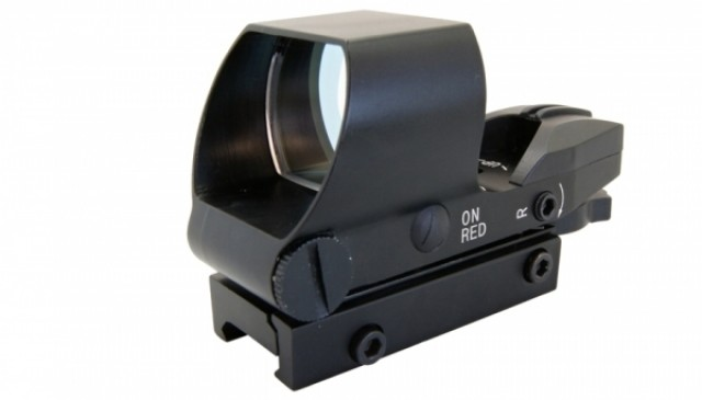 Kolimátor Raven Navy PointSight Red/Green 1