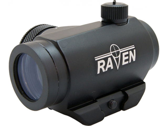 Kolimátor Raven Trophy PointSight Red/Green Dot 1